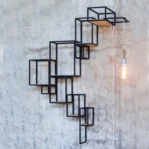 استند-گل-دیواری-ویلاسازه