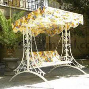تاب فلزی باغی ویلا سازه