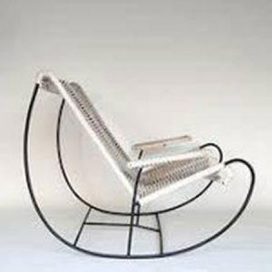 صندلی-ریلکسی-فلزی-ویلا-سازه
