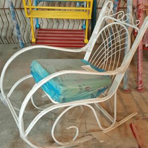 صندلی راکینگ طرح فرفوژه کد12