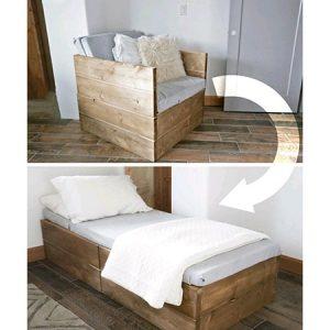مبل تخت شو