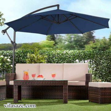 سایه بان چتری ویلاسازه (1)
